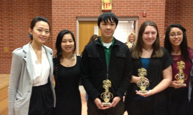 Classen Piano SWOSU contest