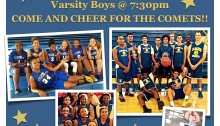 CSAS Basketball Poster